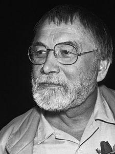 Piet Klaasse in 1981